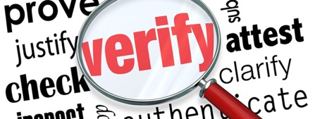 Online Verification Portal
